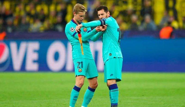 5 ngôi sao bóng đá công khai thần tượng Messi - Ảnh 1.