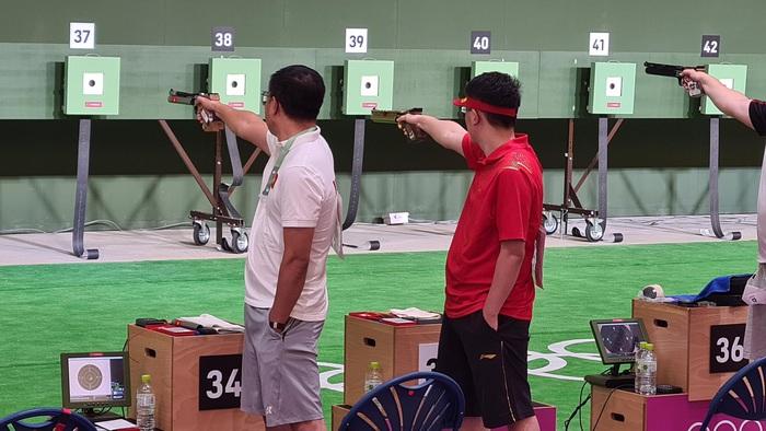 Trực tiếp Olympic Tokyo ngày 24/7: Xạ thủ Hoàng Xuân Vinh thất bại trong việc giành vé vào chung kết  - Ảnh 4.