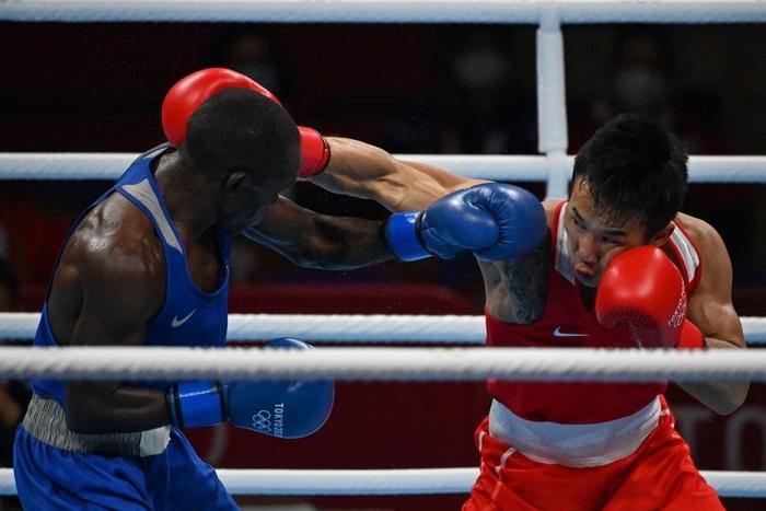 Nguyễn Văn Đương chạm trán nhà vô địch ASIAD tại vòng 1/8 của Olympic 2020 - Ảnh 1.