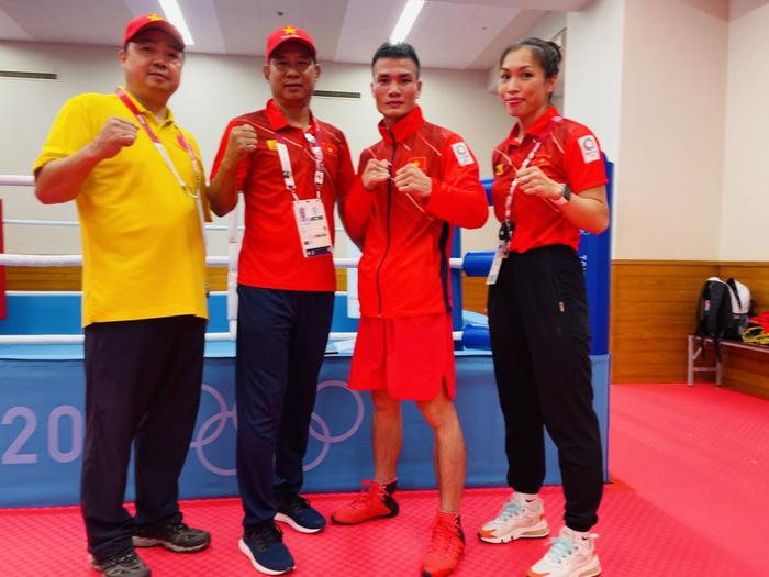 VĐV boxing Việt Nam san bằng kỷ lục tồn tại 33 năm ở Olympic - Ảnh 3.