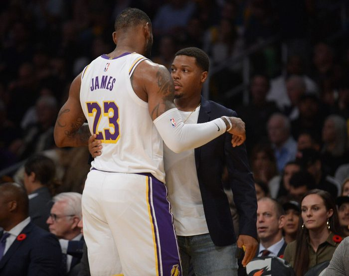 Rộ tin đồn DeMar DeRozan, Kyle Lowry muốn tái hợp tại Los Angeles Lakers - Ảnh 3.