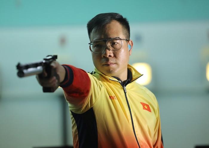 Trực tiếp Olympic Tokyo ngày 24/7: Xạ thủ Hoàng Xuân Vinh thất bại trong việc giành vé vào chung kết  - Ảnh 5.