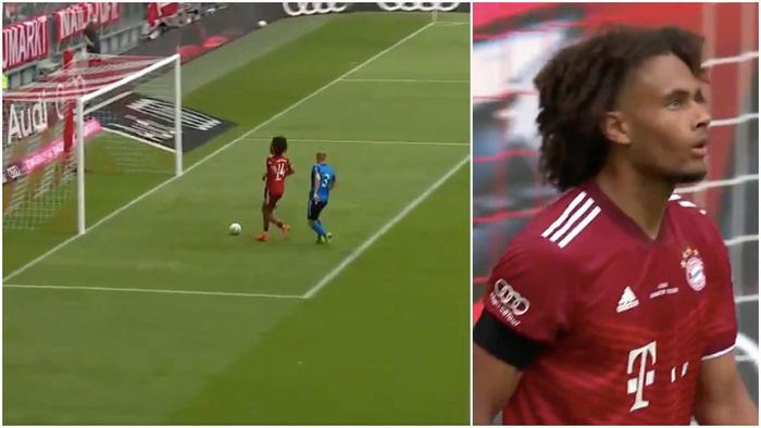 """Tài năng trẻ Bayern Munich bị HLV trưởng chê thi đấu thiếu nghiêm túc vì """"diễn hài"""" trên sân - Ảnh 2."""