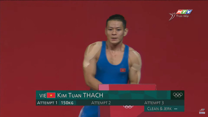 Liên tục để rơi tạ, niềm hy vọng Thạch Kim Tuấn không được tính thành tích tại Olympic 2020 - Ảnh 8.