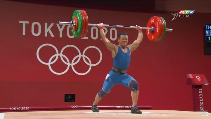 Liên tục để rơi tạ, niềm hy vọng Thạch Kim Tuấn không được tính thành tích tại Olympic 2020 - Ảnh 10.