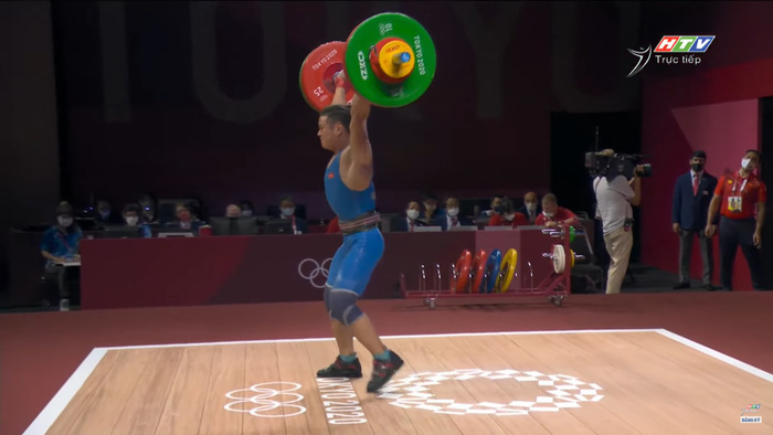 Liên tục để rơi tạ, niềm hy vọng Thạch Kim Tuấn không được tính thành tích tại Olympic 2020 - Ảnh 12.