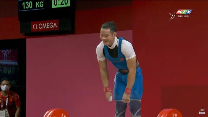 Liên tục để rơi tạ, niềm hy vọng Thạch Kim Tuấn không được tính thành tích tại Olympic 2020 - Ảnh 5.