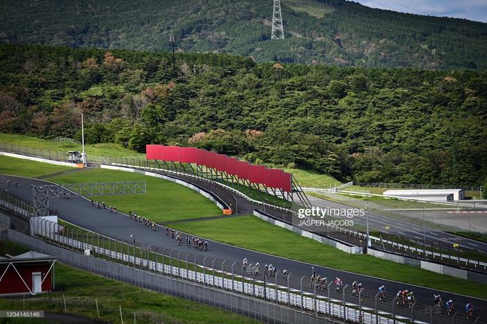 Ngắm cảnh thiên nhiên Nhật Bản tuyệt đẹp qua nội dung xe đạp Olympic Tokyo 2020 - Ảnh 11.
