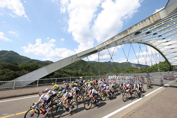 Ngắm cảnh thiên nhiên Nhật Bản tuyệt đẹp qua nội dung xe đạp Olympic Tokyo 2020 - Ảnh 13.