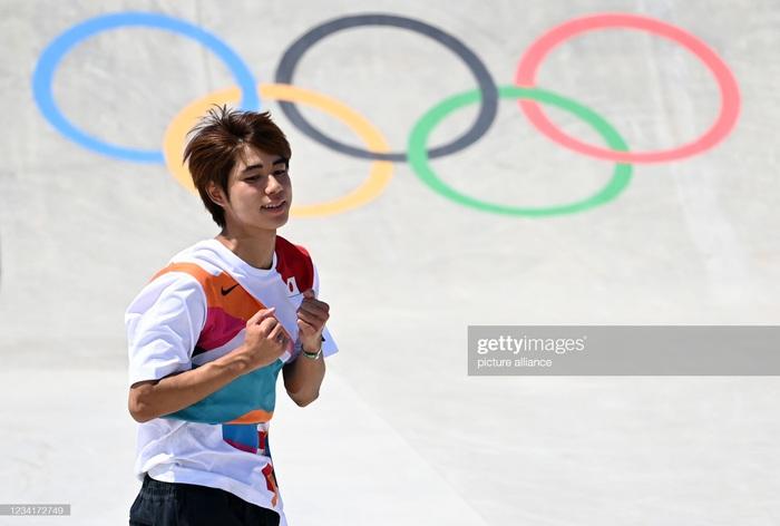 Nam thần Nhật Bản đi vào lịch sử Olympic - Ảnh 9.