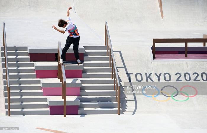 Nam thần Nhật Bản đi vào lịch sử Olympic - Ảnh 5.