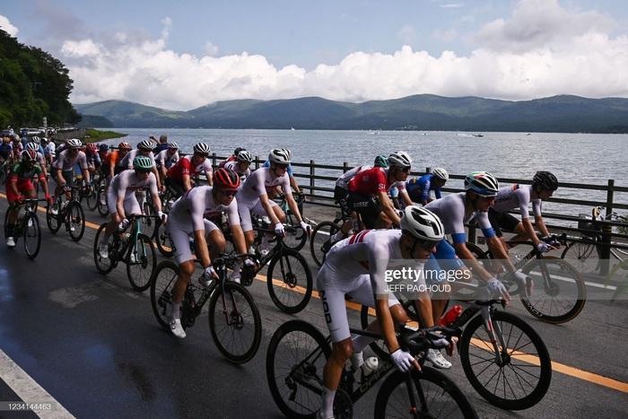 Ngắm cảnh thiên nhiên Nhật Bản tuyệt đẹp qua nội dung xe đạp Olympic Tokyo 2020 - Ảnh 6.