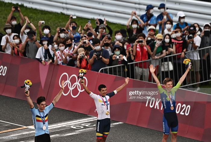 Ngắm cảnh thiên nhiên Nhật Bản tuyệt đẹp qua nội dung xe đạp Olympic Tokyo 2020 - Ảnh 12.