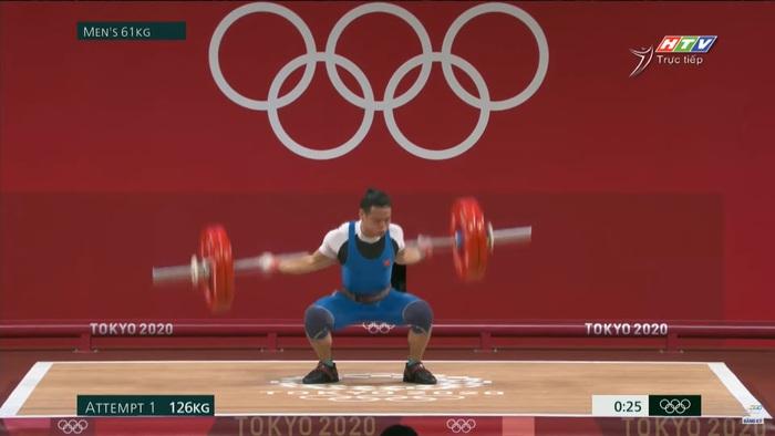 Liên tục để rơi tạ, niềm hy vọng Thạch Kim Tuấn không được tính thành tích tại Olympic 2020 - Ảnh 2.