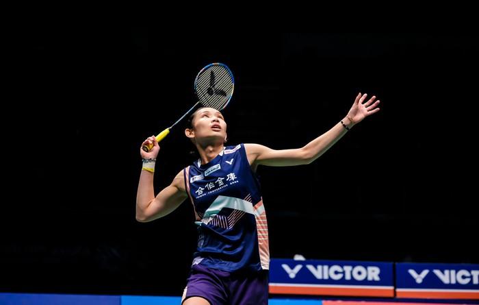 Nguyễn Thùy Linh không thể tạo bất ngờ trước đơn nữ số 1 thế giới tại Olympic Tokyo 2020 - Ảnh 4.