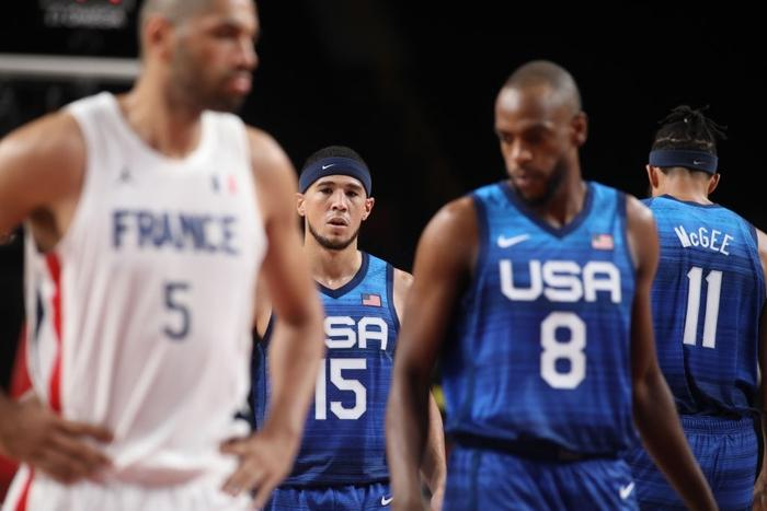 Phải chăng kỳ vọng quá lớn đang đè nát đội tuyển Mỹ tại Olympic Tokyo 2020? - Ảnh 1.