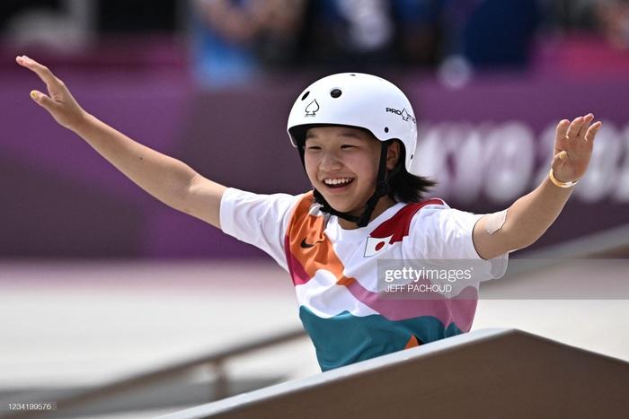 Olympic Tokyo chứng kiến nhà vô địch 13 tuổi - Ảnh 7.