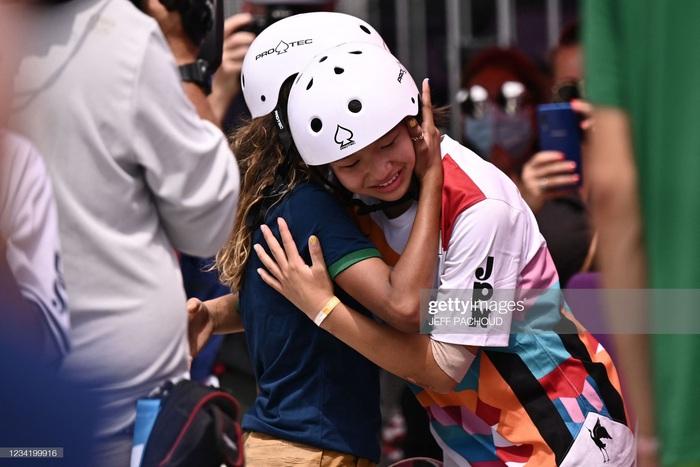 Olympic Tokyo chứng kiến nhà vô địch 13 tuổi - Ảnh 8.
