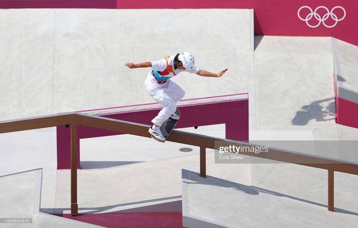 Olympic Tokyo chứng kiến nhà vô địch 13 tuổi - Ảnh 3.