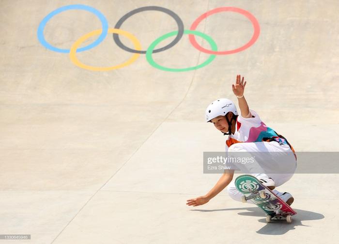 Olympic Tokyo chứng kiến nhà vô địch 13 tuổi - Ảnh 6.