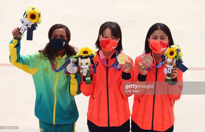 Olympic Tokyo chứng kiến nhà vô địch 13 tuổi - Ảnh 10.