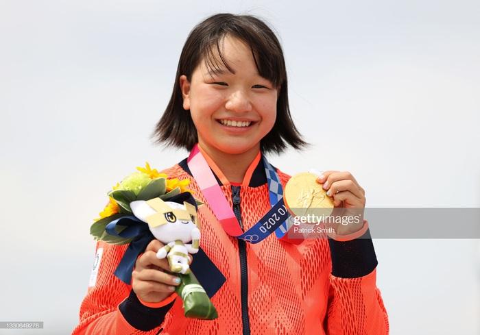 Olympic Tokyo chứng kiến nhà vô địch 13 tuổi - Ảnh 9.