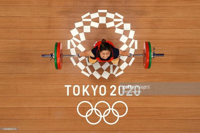 Hoàng Thị Duyên vượt khó giành vị trí thứ 5, đô cử Đài Loan chỉ nhắm phá kỷ lục Olympic - Ảnh 2.
