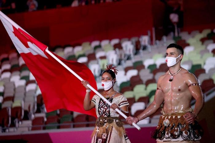 Sau khi bị loại tại Olympic 2020 theo kịch bản đáng quên, nam thần bóng nhẫy bỗng nói một câu trên MXH được fan ca ngợi hết lời - Ảnh 3.