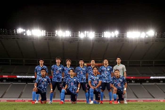 11 cái nhất của vòng bảng môn bóng đá nam Olympic Tokyo 2020 - Ảnh 4.