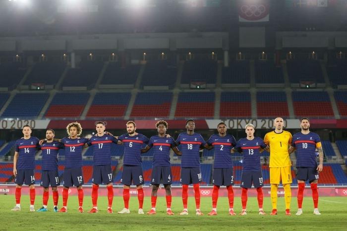 11 cái nhất của vòng bảng môn bóng đá nam Olympic Tokyo 2020 - Ảnh 2.