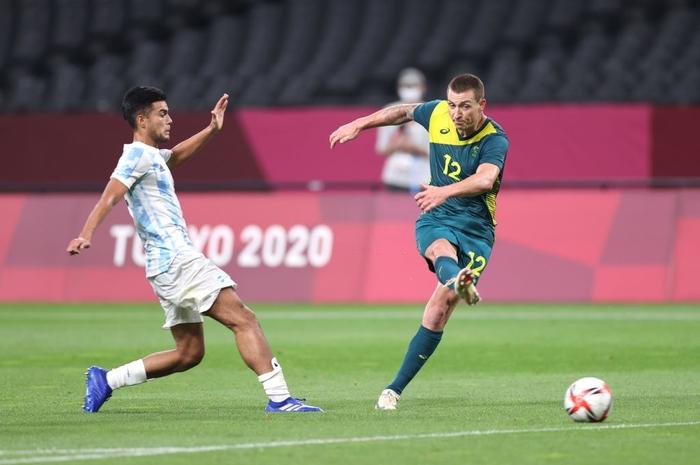 11 cái nhất của vòng bảng môn bóng đá nam Olympic Tokyo 2020 - Ảnh 9.