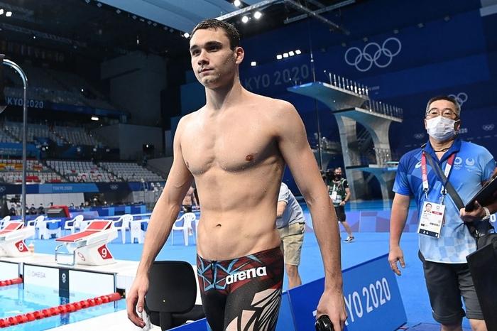 Tuyên bố đến Olympic chỉ để phá kỷ lục, nam thần làng bơi sau cùng thất bại chỉ vì... cái quần - Ảnh 1.