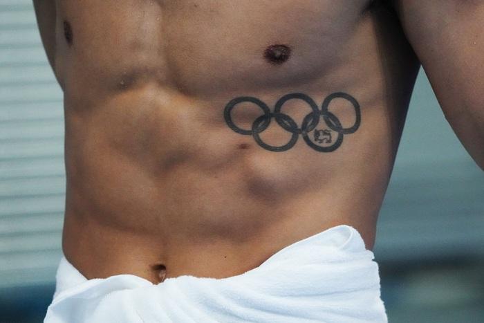Những hình xăm ấn tượng ở Olympic Tokyo 2020 và điều cấm kỵ trong văn hoá Nhật Bản - Ảnh 1.