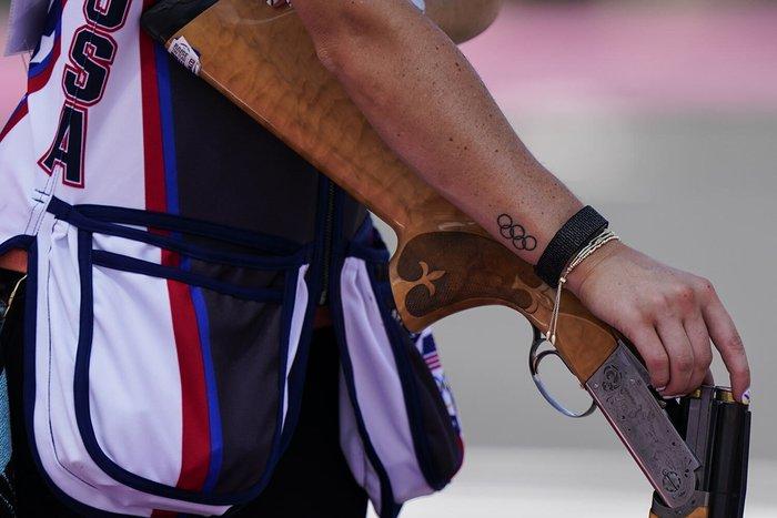 Những hình xăm ấn tượng ở Olympic Tokyo 2020 và điều cấm kỵ trong văn hoá Nhật Bản - Ảnh 9.