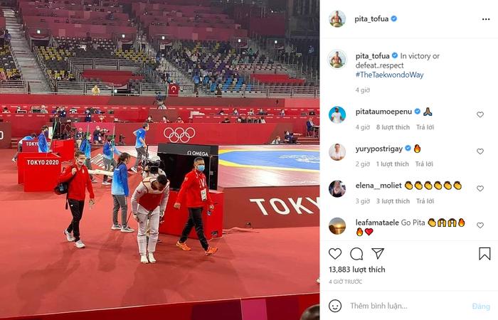 Sau khi bị loại tại Olympic 2020 theo kịch bản đáng quên, nam thần bóng nhẫy bỗng nói một câu trên MXH được fan ca ngợi hết lời - Ảnh 2.