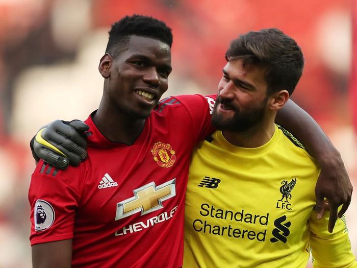 Chuyển nhượng 29/7: Trớ trêu! Người đại diện gạ Pogba gia nhập Liverpool - Ảnh 2.