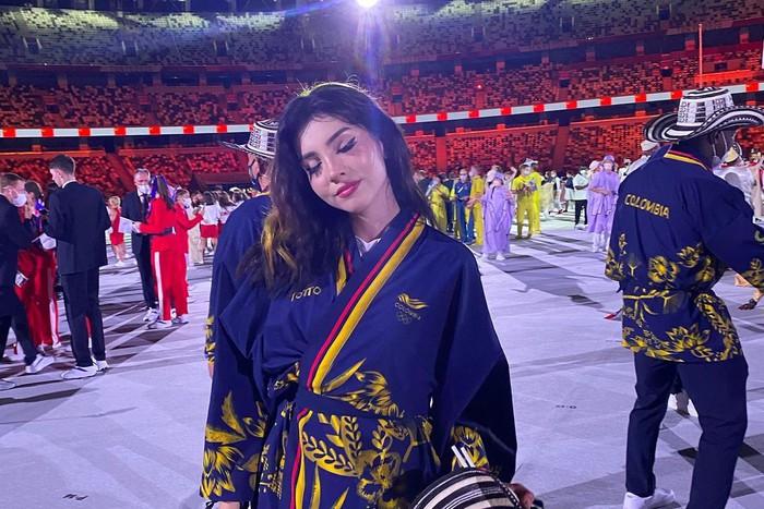 Nữ thần bắn cung xuất hiện khiến Olympic bừng sáng, sau khi bị loại sớm cô tiết lộ một điều khiến các fan tan nát - ảnh 4