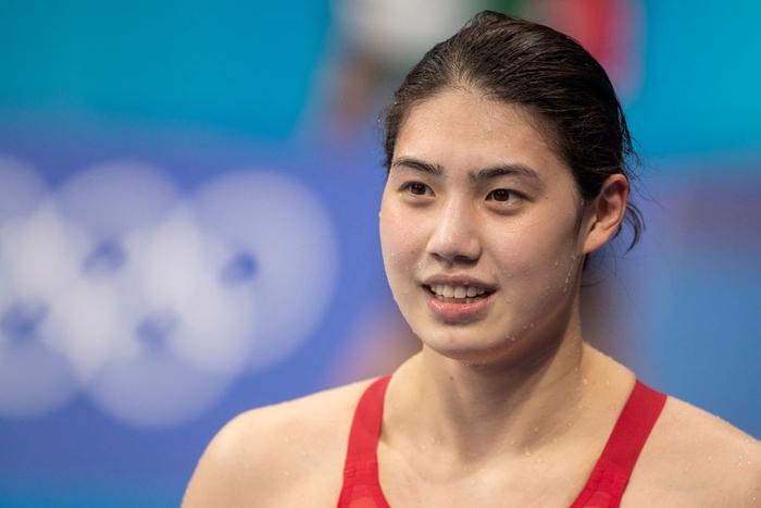 Nét đáng yêu gây thương nhớ của nữ thần bơi lội Trung Quốc giành 2 HCV Olympic - Ảnh 5.
