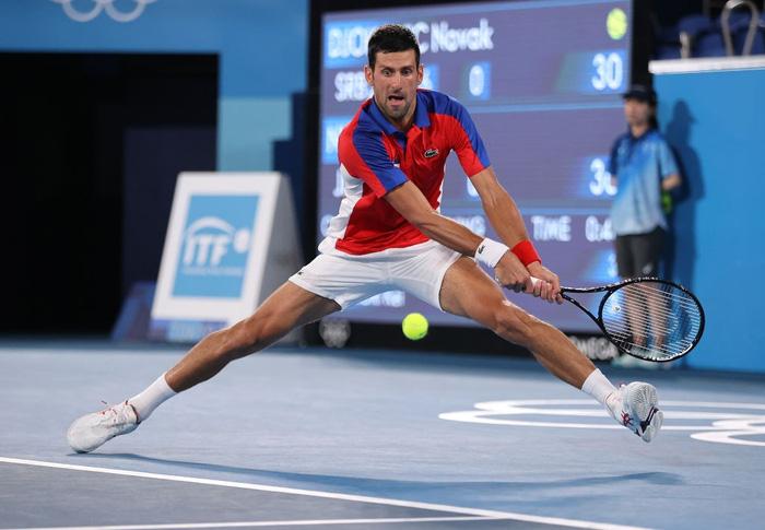 Đánh bại niềm hy vọng cuối cùng của chủ nhà Nhật Bản, Djokovic tiến vào bán kết Olympic - Ảnh 4.