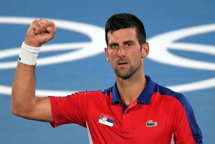 Đánh bại niềm hy vọng cuối cùng của chủ nhà Nhật Bản, Djokovic tiến vào bán kết Olympic - Ảnh 6.