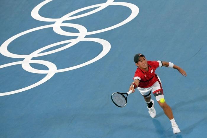 Đánh bại niềm hy vọng cuối cùng của chủ nhà Nhật Bản, Djokovic tiến vào bán kết Olympic - Ảnh 3.
