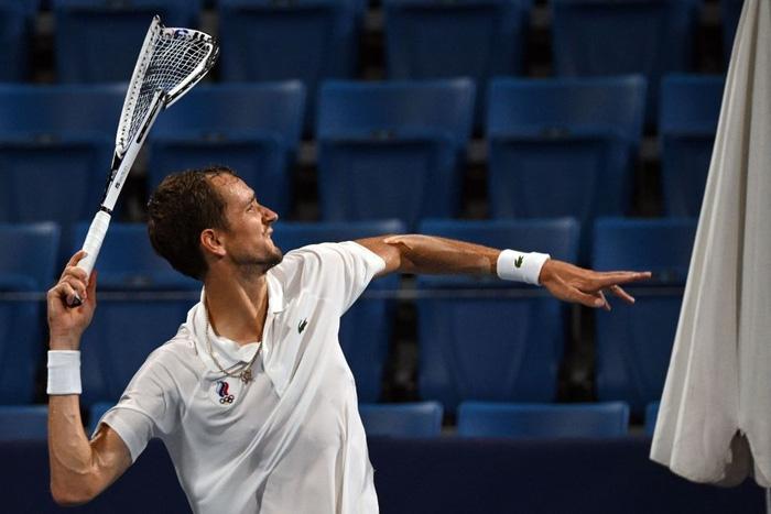 Đánh bại niềm hy vọng cuối cùng của chủ nhà Nhật Bản, Djokovic tiến vào bán kết Olympic - Ảnh 8.