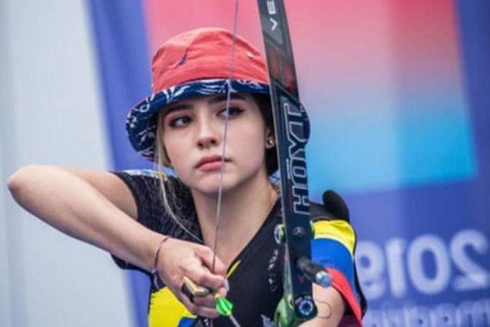 Nữ thần bắn cung xuất hiện khiến Olympic bừng sáng, sau khi bị loại sớm cô tiết lộ một điều khiến các fan tan nát - ảnh 6