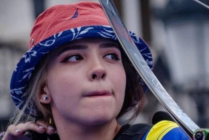 Nữ thần bắn cung xuất hiện khiến Olympic bừng sáng, sau khi bị loại sớm cô tiết lộ một điều khiến các fan tan nát - ảnh 8