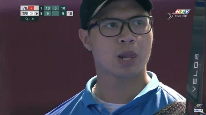 Thua tiếc nuối trước đối thủ người Đài Loan, Nguyễn Hoàng Phi Vũ dừng chân tại Olympic Tokyo 2020  - Ảnh 2.