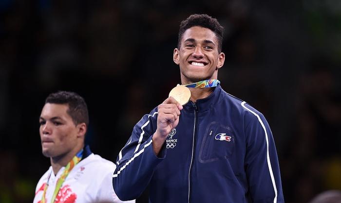 Tony Yoka giành Huy chương Vàng tại Olympic Rio 2016