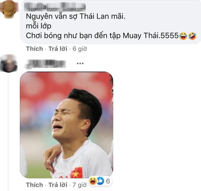 Fan Thái Lan kéo vào fanpage Viettel cà khịa Quế Ngọc Hải, khẳng định Việt Nam vẫn sợ Thái Lan thôi - Ảnh 2.