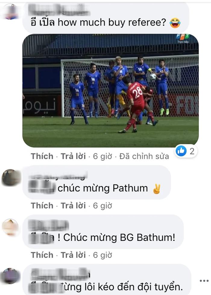 Fan Thái Lan kéo vào fanpage Viettel cà khịa Quế Ngọc Hải, khẳng định Việt Nam vẫn sợ Thái Lan thôi - Ảnh 8.