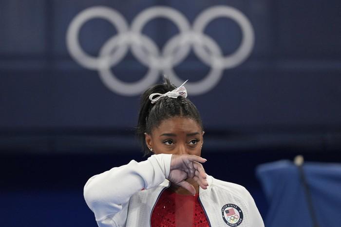 Những khoảnh khắc trào nước mắt của người chiến thắng, kẻ chiến bại tại Olympic Tokyo 2020 - ảnh 3
