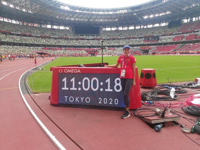 Quách Thị Lan sẽ khép lại hành trình của Đoàn TTVN tại Olympic Tokyo 2020  - Ảnh 1.
